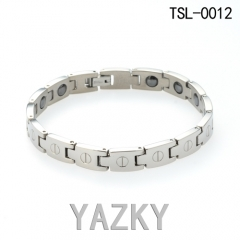Titanium steel bracelet for man