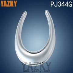 U shape stainless steel jewelry accessory